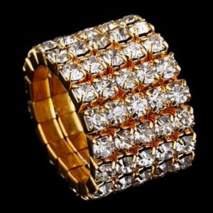Strass-Ring Bella in Gold_5-Reiher